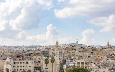 Sejarah Kota Betlehem
