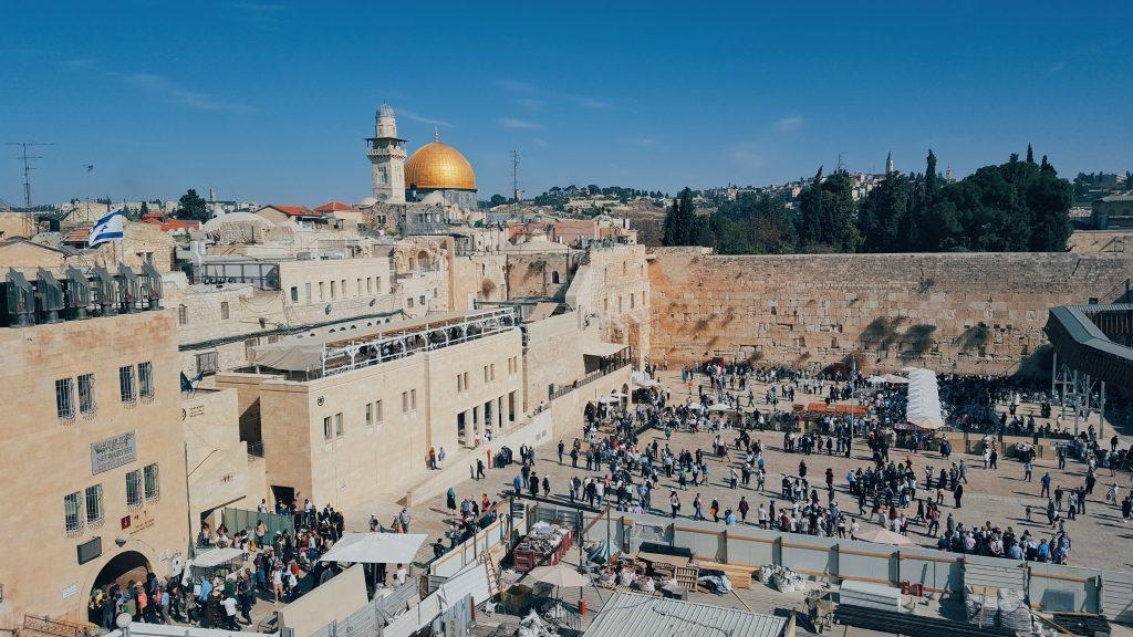 fakta israel-jerusalem