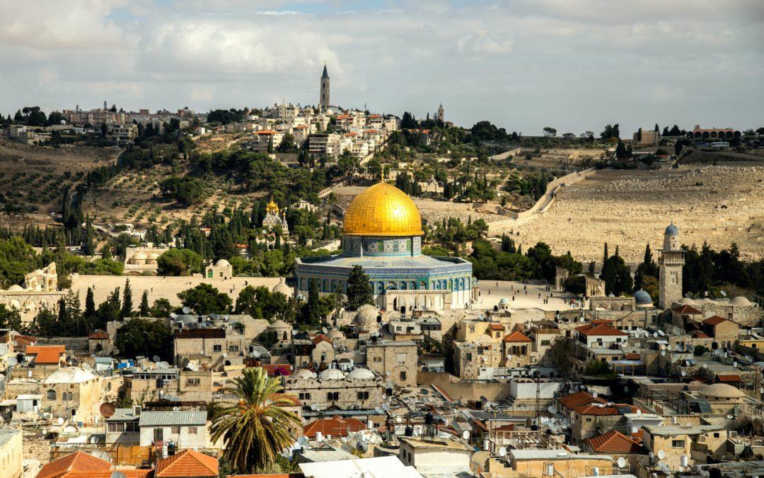 Tempat Ziarah di Israel yang Menarik Dikunjungi