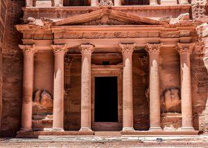 sejarah petra- kota batu