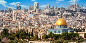 sejarah kota israel