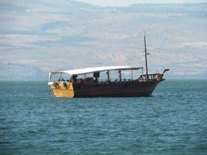 keindahan kota israel-danau galilea