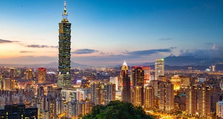 Paket tour wisata Taiwan 5 hari