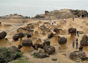 Yehliu Geopark - HH tour and travel