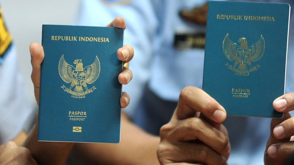 Pengertian Paspor Dan Fungsinya