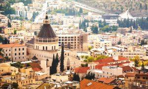 Sejarah kota nazaret israel