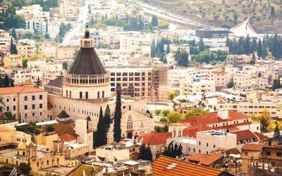 Sejarah Kota Nazareth Israel