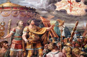 sejarah bukit golgota menurut romawi