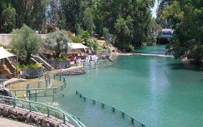 Sungai Yordan Israel