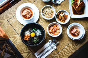 makanan tradisional korea