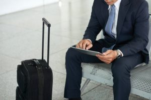 perjalanan bisnis efektif