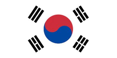 korea Selatan flag